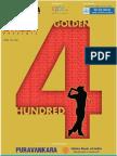 Dalal Street Journal_Golden 400 Companies India 2008