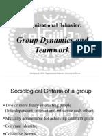 7 Groups Dynamics&Teamwork