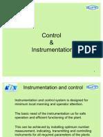 08. Control & Instrumentation