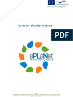 aPLaNet Mentor Guide Final Dec2011 En