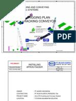 Rigging Plan Tracking Conveyor
