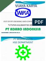 Wika Safety STOP-Procedure