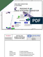 Rigging Plan MSC Frame