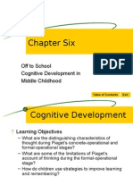 Chapter06 Cognitive Devt Mid Childhood[1]