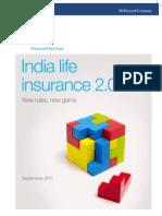 McKinsey Life Insurance 2.0