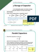 energy storage capcitor