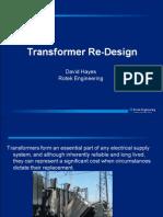 12.15 Transformer Redesign