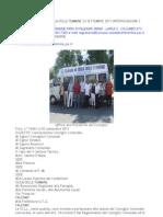 il 2 aprile 2011 l'aggressione di Cutino a Ciampolillo in via Garibaldi CONSIGLIO COMUNALE ISOLA DELLE FEMMINE 23 SETTEMBRE 2011 INTERROGAZIONI 2 APRILE SPIAGGE SSR