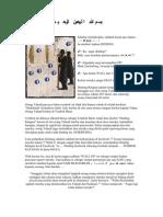 Antara FaceBook Dan Dinding Ratapan Yahudi
