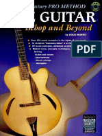 Jazz Guitar- Bebop and Beyond by Doug Munro