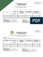 PRC Case Form