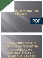 Antisemitism and the Church