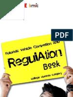 Booklet Regulasi FVC Mahasiswa