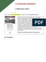 Guida Al Film Hotel Meina