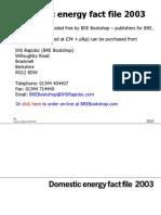 Potrošnja energije u Velikoj Britaniji