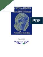 Capital Humano 2006
