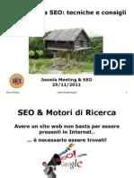 Fondamenta SEO - Rocco Ruina