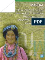 UNESCO_2004_Literacy in Minority Languages - Revised Manual
