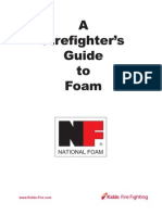 Foam Fire Fighting Guide