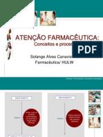 ATENÇÃO FARMACÊUTICA apresentação Editado