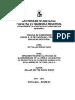 proyecto de graduacion de Ruben Bajaña