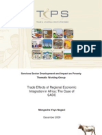 13.Trade Effects of Regional Economic Integration - SSD