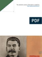 Centenario Del Nacimiento de Stalin