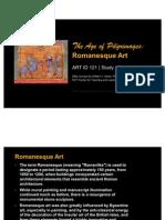 ARTID121 - Romanesque Art