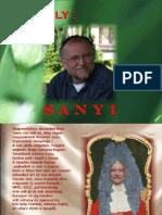 Sanyi 60 éves