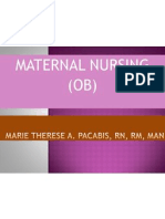 23316734 Maternal Nursing Ob