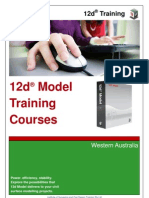 Training Brochure WA