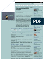 Verdeckte Operation En - Europa Abgeordnete Fordern EU Geheimdienst