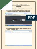Ver Dvr Hikvision Con Navegador Chrome