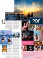 Sarasota Florida Article - Authored by US Airways ► http://usairwaysmag.com/articles/welcome_to_sarasota/