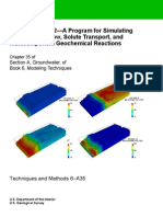 ++PHAST Version 2—A Program for Simulating Groundwater Flow, Solute Transport, and Multicomponent Geochemical Reactions