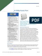 Cisco Aironet 3500p AP DataSheet