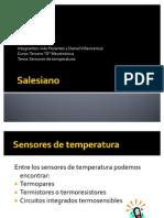 Sensores NTC y PTC