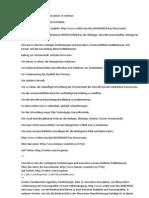 Key Discoveries. in German.Schlüsselmaßnahmen ENTDECKUNGEN in der Ökologie, Umweltwissenschaften, Biologie im 20. und 21. Jahrhunderts:
