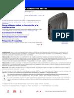 Manual Modem Motorola SB5100