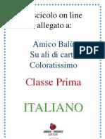 AmicoBalu Coloratissimo SuAliDiCarta ClassePrimaIt