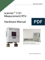 Инструкция Scanner 1131