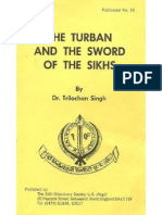 The Turban and The Sword of the Sikhs by Dr. Trilochan Singh
