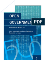 Open Government Gobierno Abierto