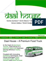 Daal House Final Presentation for Dobson