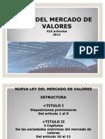Ley Del Mercado de Valores Power Point[1]