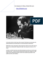 Chess and Mikhail Tal