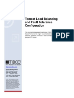 Tomcat Load Balance and Fault Tolerance Configuration With Apache Webserver