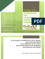 Diapositivas Taller Cé