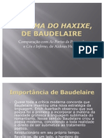 Baudelaire e o Poema Do Haxixe