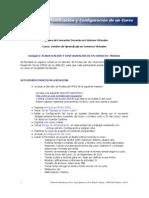 Actividades Unidad II. Planificación y Configuración de un Curso